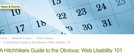 a-hitchhikers-guide-to-the-obvious-web-usability-101
