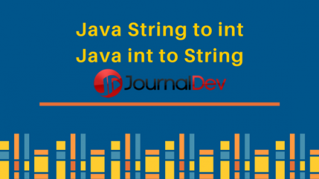Java String to int, Java int to String