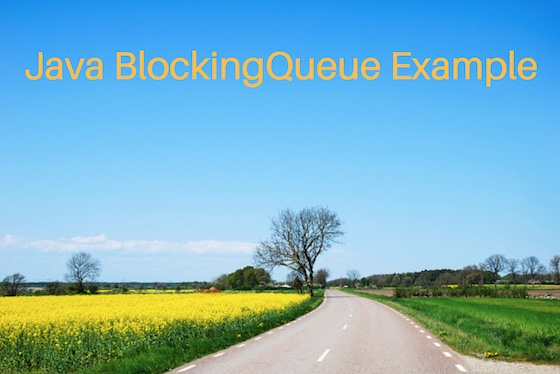 Java BlockingQueue