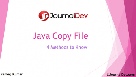 java copy file, copy file in java