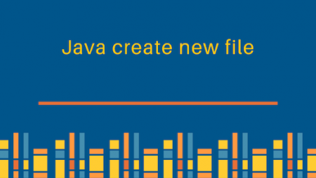 java create file