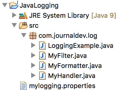 Logger in Java - Java Logging Example - JournalDev