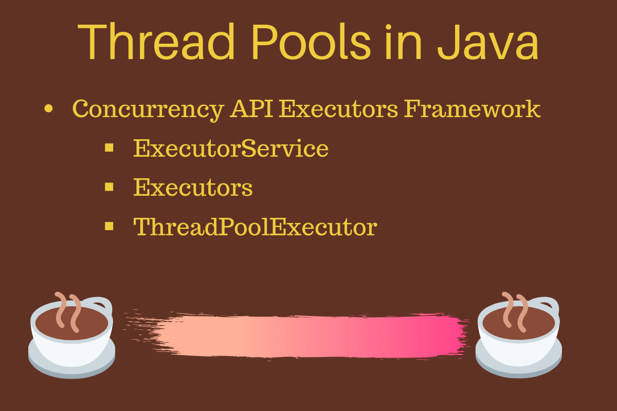 Thread Pool In Java
