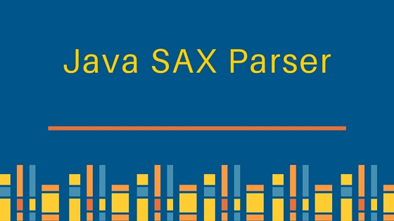 Java SAX Parser Example - JournalDev
