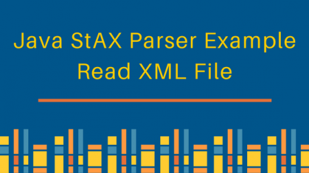 java stax, stax parser example, java stax parser example read xml file