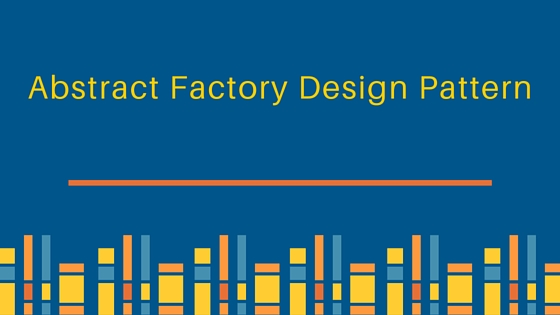 Abstract Factory Design Pattern In Java Journaldev