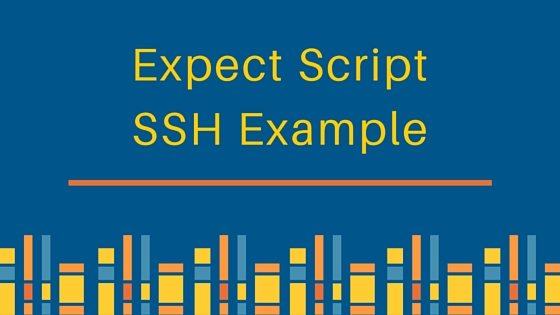 expect script, expect command, expect linux