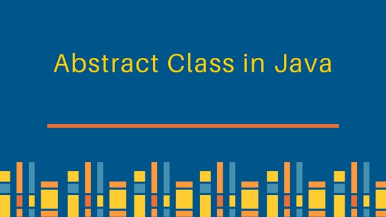 abstract class in java, java abstract class example