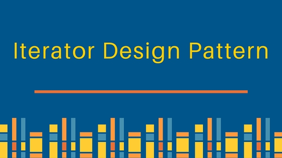 Iterator Design Pattern Example