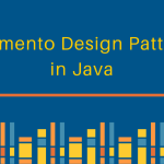 Memento Design Pattern in Java