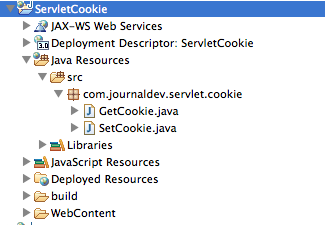 Servlet Cookie Example Tutorial