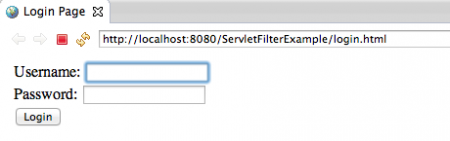 Servlet Filters and Event Listeners - Oracle