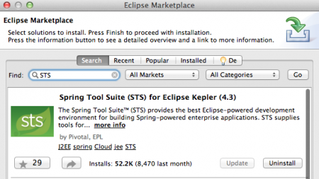 Spring Tool Suite, Spring MVC, Spring MVC Tutorial Eclipse