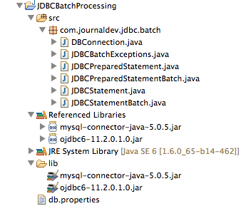 JDBC Batch, JDBC Batch insert, mysql batch insert, jdbc batch update