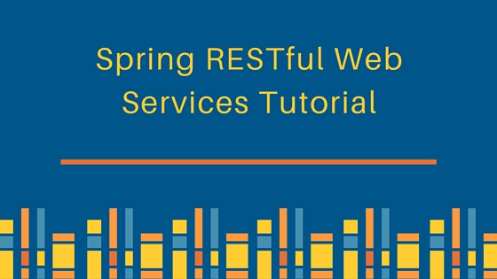 spring restful web services example with json jackson and client program
