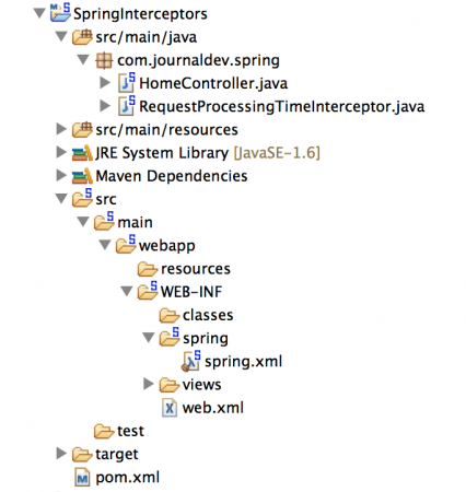 Spring-MVC-Interceptors-Project