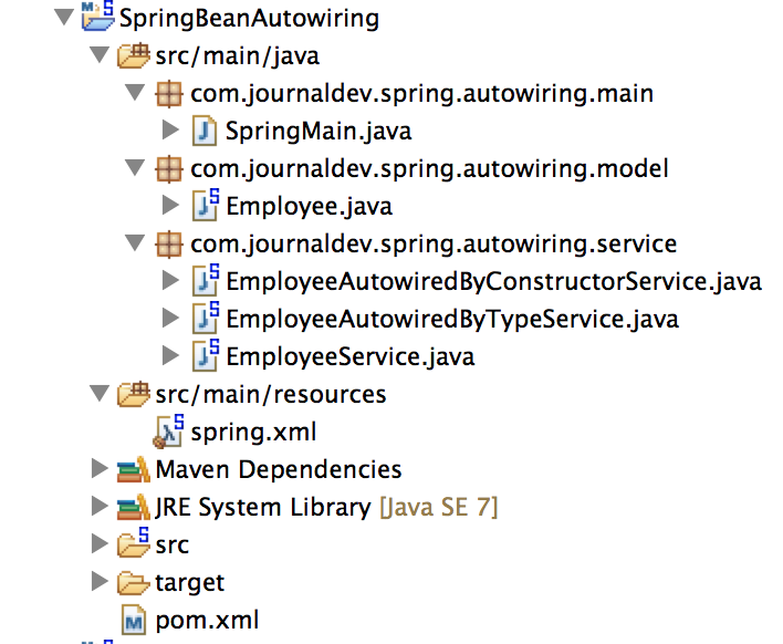 Groovy Spring Autowired Annotation Journaldev Wiring 101 Capemaxxcnl
