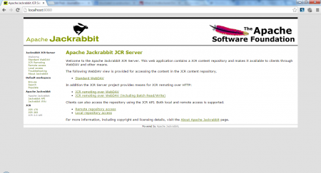 Access Jackrabbit Home Page