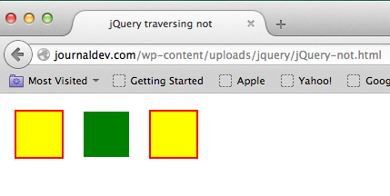 jquery-not-example