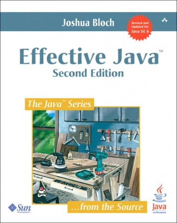 Effective Java, best book for java