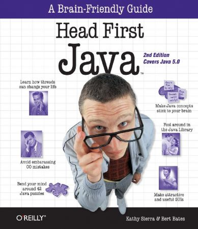Head First Java Kathy Sierra Bert Bates, Best Java Books