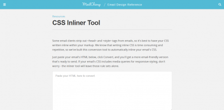 Automatic-CSS-Inliner-Tool