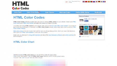 HTMLColorCodes