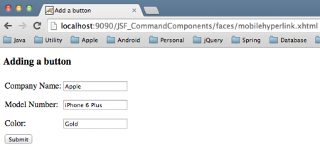 JSF_Command-Link-Example-2
