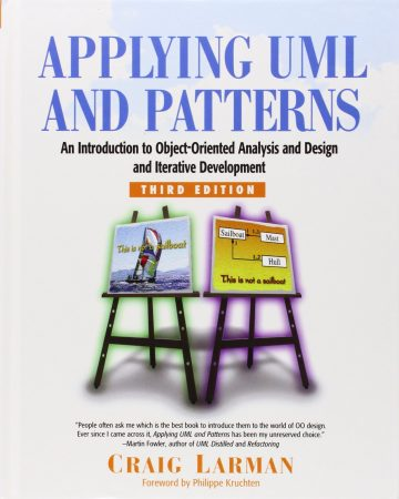 Applying UML and Patterns Book, Best Design Patterns Book, amazon design pattern book