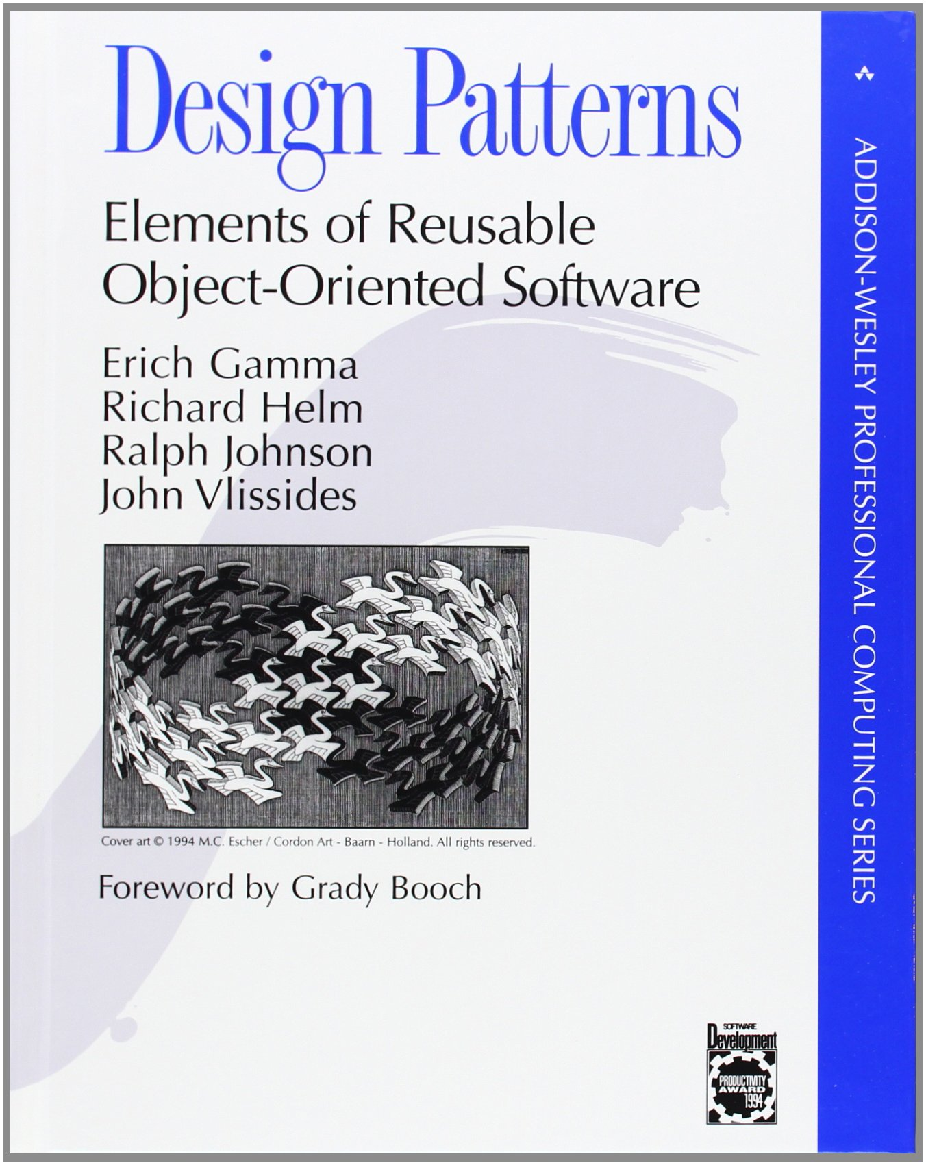 5 Best Design Patterns Book To Look For Journaldev