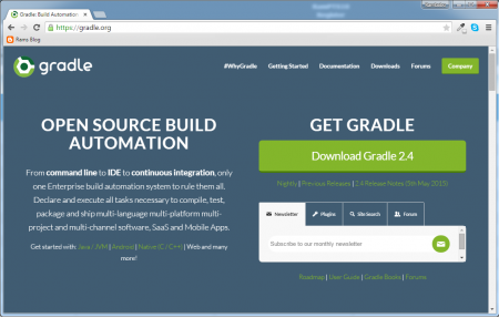 gradle_website