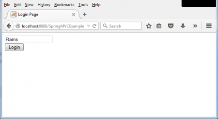 gradle example spring mvc web application