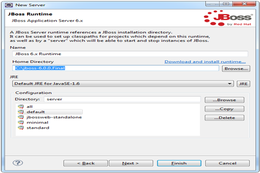 JMS 1 1 Producer and Consumer Example With Eclipse IDE, EJB Project