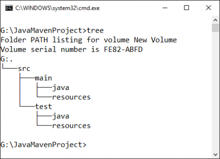 scala vs java maven project structure