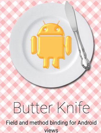 ButterKnife Android Example