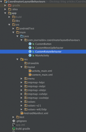 android-coordinator-layout-project-view