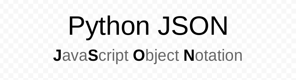 Python Parse JSON - dumps, loads - JournalDev