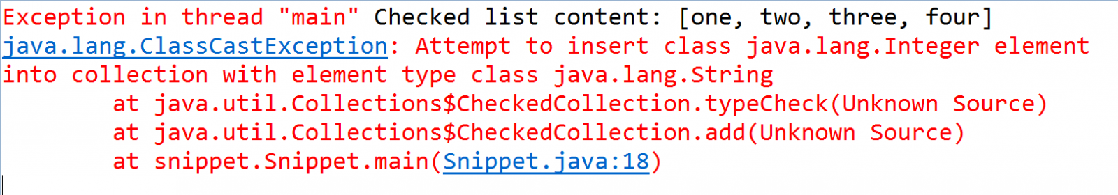 collections class in java
