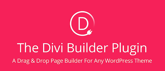 divi wordpress page builder plugin