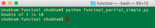 python functools partial example