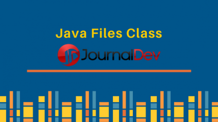 java Files class, java NIO Files