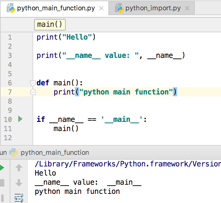 python help function They can create function definitions and statements that you can reference in other python py files or via the python command line interpreter in python, modules are accessed by using the import statement, which tells the current program to bring in the definitions and statements of the other relevant file(s) for its own use.
