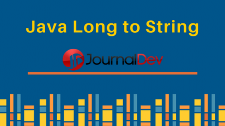 java long to string