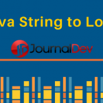 Java String to long