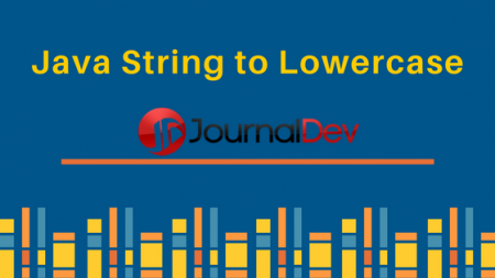 java string to lowercase