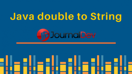 java convert double to string, java double to string