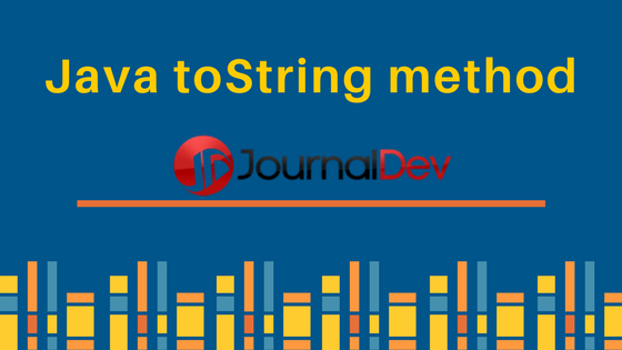 Java toString method