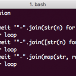 Finding time of execution from CLI
