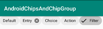android chips types
