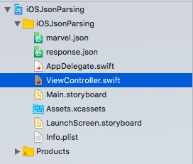 iOS Swift JSON Parsing Tutorial - JournalDev